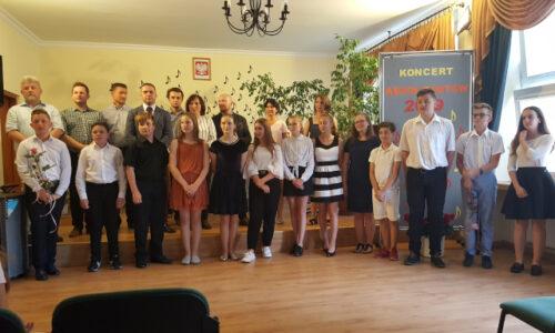 Koncert Absolwentów roku szkolnego 2018/2019