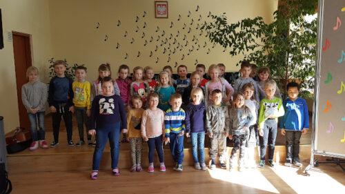 Odwiedziły nas przedszkolaki