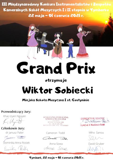 Grand Prix dla Wiktora